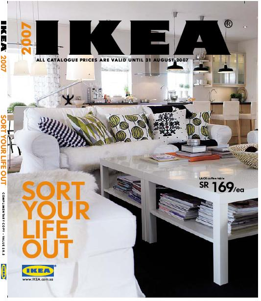 Ikea 2007 Catalogue
